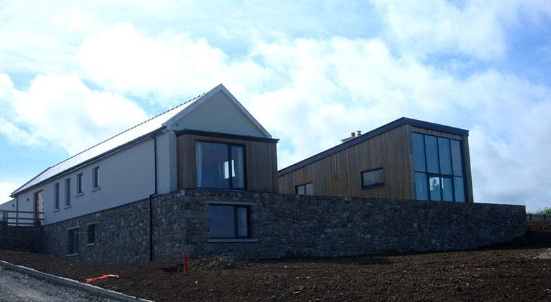 Ian Black Architect One Off Houses