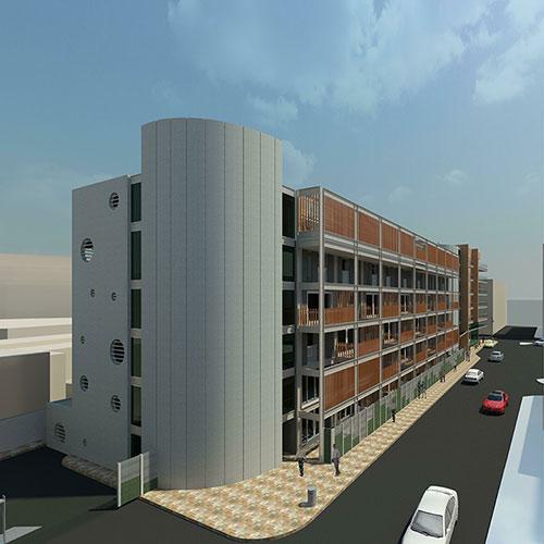 Ian Black Architect Multi Unit Developments